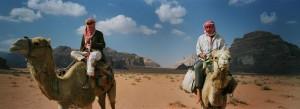 In Jordan with the Bedouin Photo © Jason George