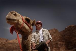 Camel riders define cool Photo © Jason George