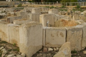 Great blocks of megalithic stone — the oldest standing structures raised by human hands.... or were they? Bah ha ha ha ha!