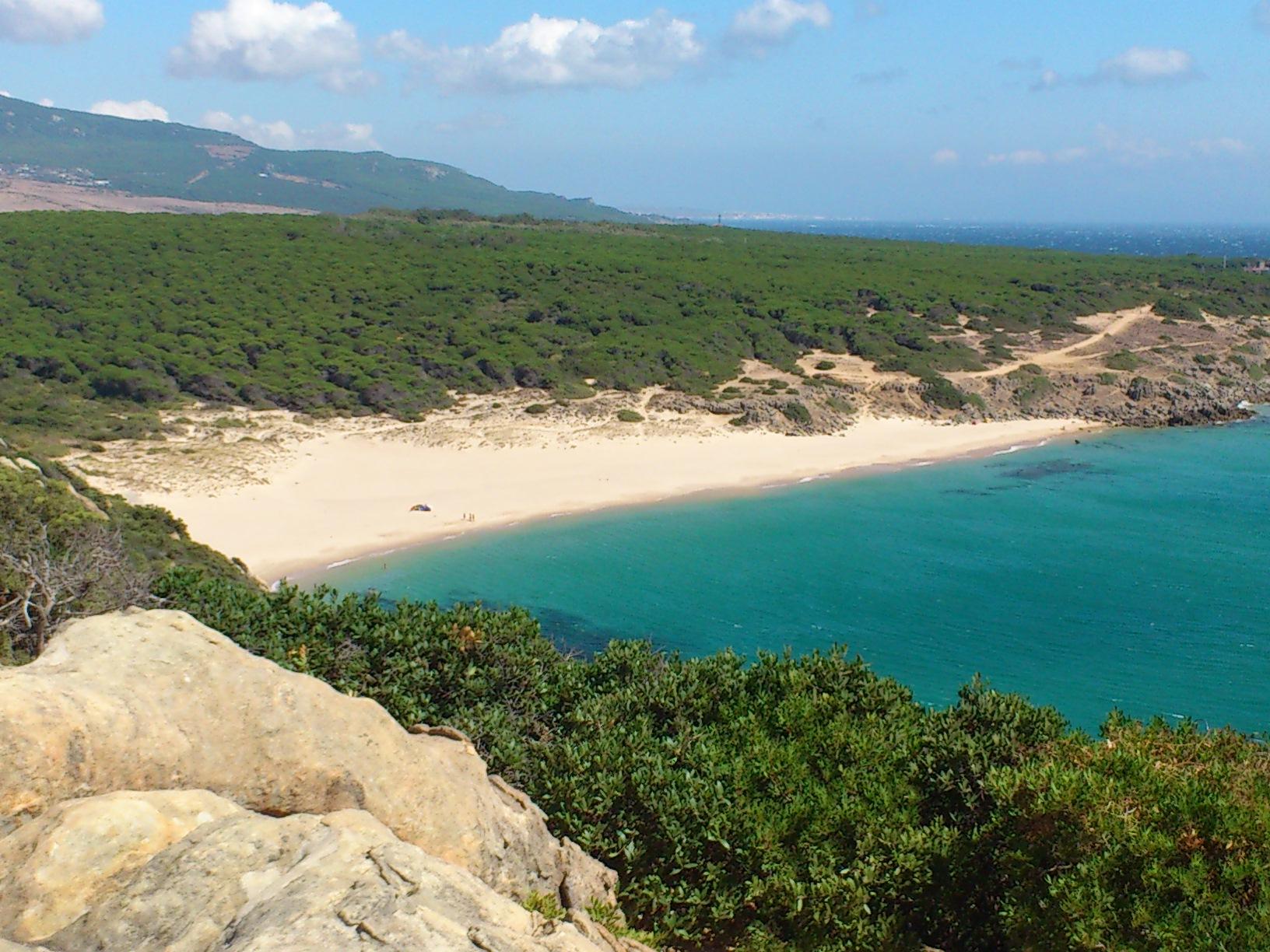 Another deserted beach awaits… Playa Arroyo del Canuelo near the village of Zahara de los Atunes...