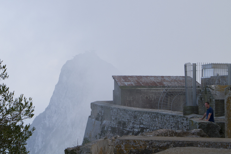 Gibraltar peak