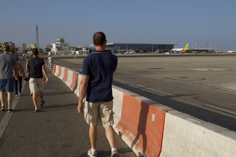 I hope those pilots obey the crosswalk...