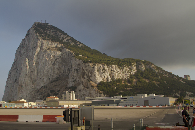 Gibraltar walk