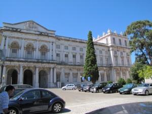 The Palacio Nacional da Ajuda