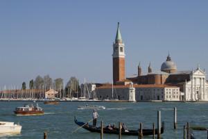 San Giorgio Maggiore from the Doge's Palace...