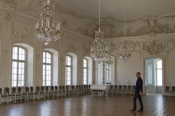 The Ballroom — shall we dance...?