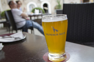Lithuania has some lovely beers and ales to explore...