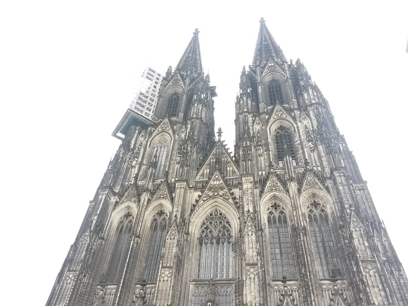 The largest facade of any church in the world...