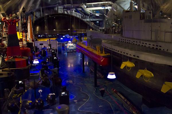 Exploring the Estonian Maritime Museum at the Tallinn Seaplane Harbour....