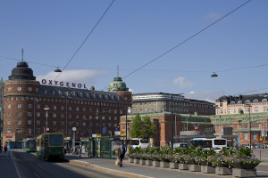 We wandered the streets among Helsinki's art nouveau buildings and 1930's cafes...