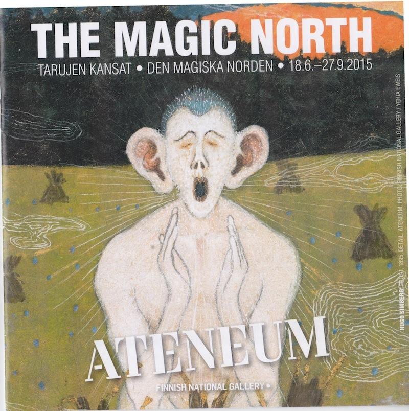 The Magic North at Helsinki's Ateneum...