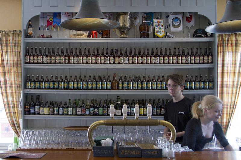 Stallhagen — Åland's only brewery...