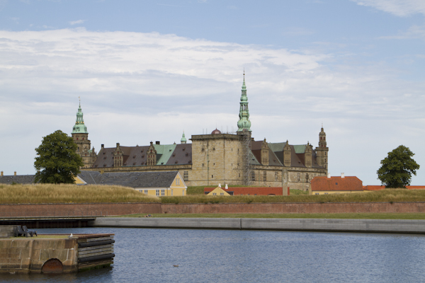Kronborg Slot was just a really posh toll booth...