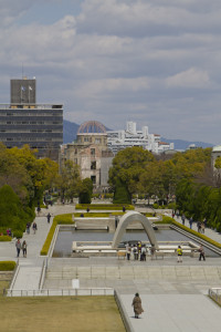 Hiroshima Memorial Park...