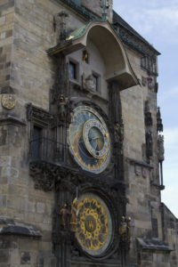 Tick-tock, really old clock...