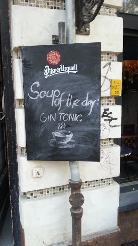 Berlin's cocktail culture is alive and well...