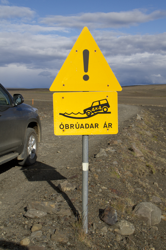 Know how to negotiate river crossings — and when not to...