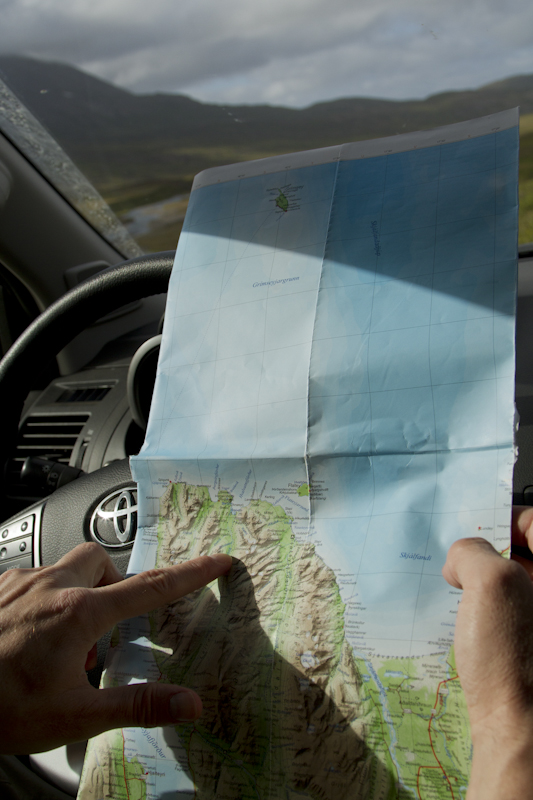 Buy a good set of topo maps, and spend some time studying them...
